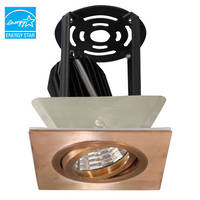 Halcyon R645 Square Tilting Soffit Light