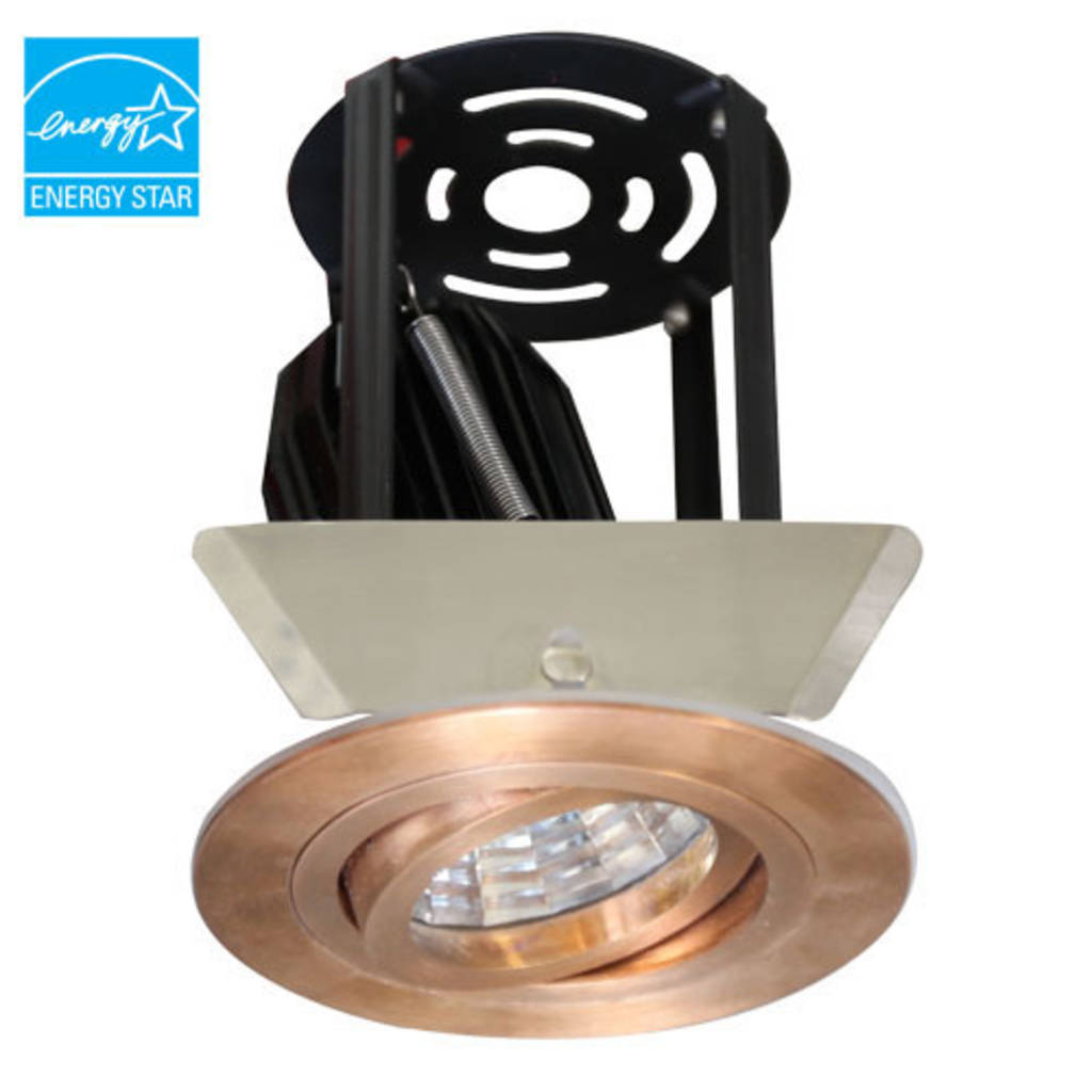 Halcyon R644 Tilting Exterior LED Soffit Light